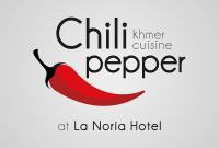 Logo - Chili Pepper Restaurant Khmer Cuisine - Siem Reap Cambodia