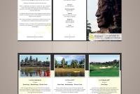 Brochure / Leaflet - Romduol Cambodian Tours, Travel Agency - Siem Reap Cambodia